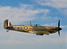 "spitfiredreams: "" Spitfire """