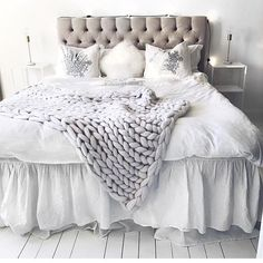 Trendy bedroom this
