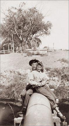 Albuquerque New Mexico Young Couple