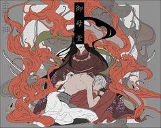 「「御母上」 clo. | Online illustration gallery and community GALLERIA
