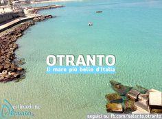 Otranto, il mare più bello d'Italia