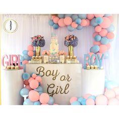 16 Trendy Baby Shower Ideas For Boys Decorations Balloons Birthday Parties 16 Trendy Baby Shower Ideas For Boys Decorations Balloons Birthday Parties reveal ideas for party Gender Reveal Themes, Gender Reveal Balloons, Gender Reveal Party Decorations, Baby Shower Decorations For Boys, Birthday Decorations, Baby Reveal Ideas, Parties Decorations, Gender Party, Baby Gender Reveal Party