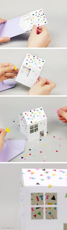 mommo design: PAPER CRAFTS