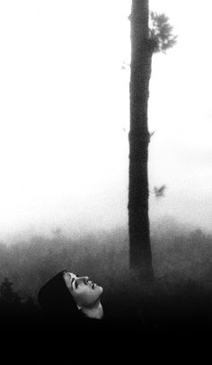 November Girl by Sam Haskins Nude Photography, Portrait Art, Images, November, Black And White, Lonely, Poster, Fairy, Photos