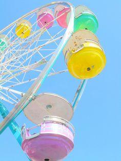 Ferris wheel by ScribeGirl on Flickr