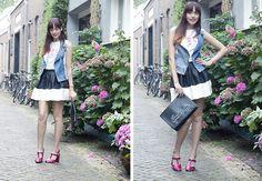 I love GIRLS - Iris Www.adashoffash.com
