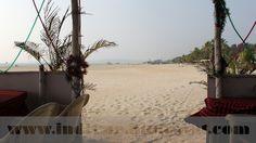 Arossim beach, Goa, India