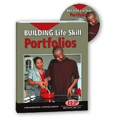 Curriculum that teaches functional life and academic skills and how to build a portfolio that showcases these skills.
