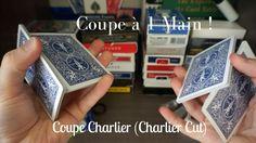 Coupe à une main: Coupe Charlier   Charlier Cut