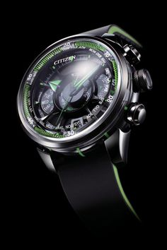 A really cool one from Citizen #watches #Citizen