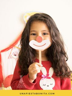 Kit imprimible circo - Sick Tutorial and Ideas Clown Crafts, Circus Crafts, Carnival Crafts, Carnival Themes, Circus Activities, Creative Activities For Kids, Birthday Clown, Carnival Birthday, Art For Kids
