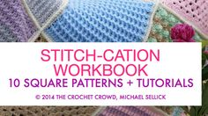 Stitch-cation 2014 Afghan Project eBook