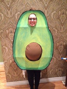Hilarious Halloween costume for pregnant women!