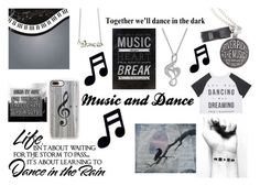 """""""Music and Dance"""" by dancer-manning ❤ liked on Polyvore featuring art"""