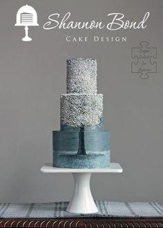 Sugar Art for Autism 2017 by Shannon Bond Cake Design