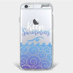 Keep Swimming Phone Case Synchronized Swimming, All Iphones, Keep Swimming, Iphone Phone Cases, Smartphone, Samsung Galaxy, Backgrounds, Tech, Facts