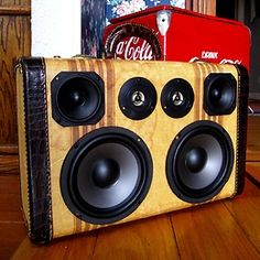Vintage cases & Boom Boxes ¡¡¡