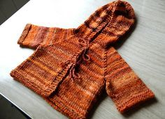 Ravelry: Easy Baby Cardigan pattern by Diane Soucy