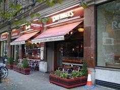 Garfunkels Restaurant Signage by Astley Signs