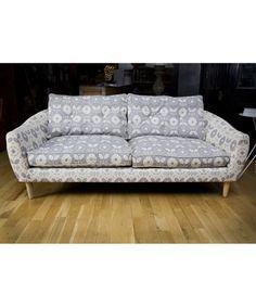 mabel linen sofa