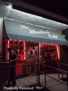 the bluebird cafe in Nashville, TN