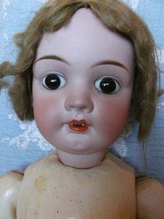 Very nic Fleischmann antique French bisque doll inch Bisque Doll, Antique Dolls, 6 Inches, French Antiques, Nice, Ebay, Art, Vintage Dolls, Craft Art