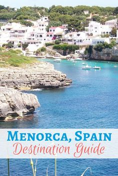 Visiting Menorca, Spain: Guide to an island of 100 beaches [sponsored]