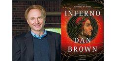Dan Brown, Inferno Dan Brown, Cover, Books, Libros, Book, Book Illustrations, Libri