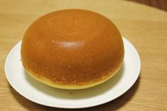 Light, fluffy, big and round … yeah, I'm talking about pancakes. But not those flat things that look like a round napkin that you cook on a griddle, but the Japanese kind that you make …