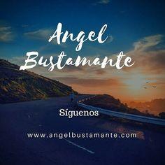 Ya está el último post en nuestra pagina web podrás encontrar el link en el perfil. Pasamos las 30 mil lectura #lifestyle #AngelBustamante