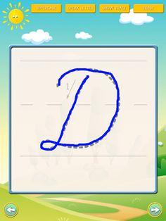 handwriting animation app for ipad