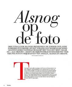 Magazine preview - Vorsten