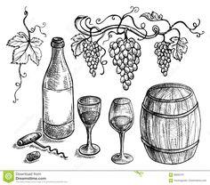 Imagini pentru clipart wine