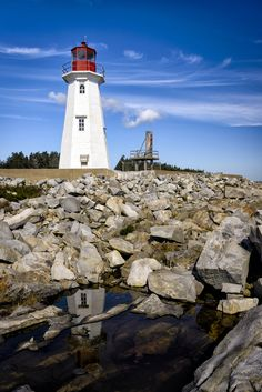 Western Head #Lighthouse http://dennisharper.lnf.com/