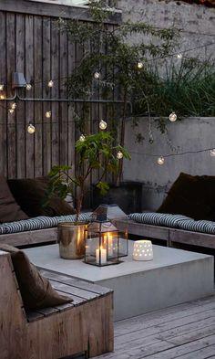 Con la llegada del buen tiempo acondicionamos nuestro jardín, patio o terraza para poder transformarlo en otra estancia más de la casa.