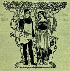 The studio cover- Ethel Larcombe