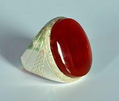 Batu Akik Yaman merah