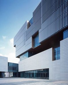 Gallery of SND Cultural & Sports Centre / Tianhua Architecture Planning & Engineering Ltd. - 14