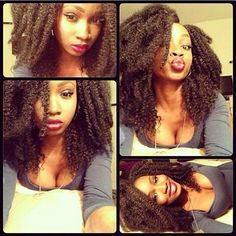 Hair BOLDacity via The Brown Truth. likes. The Brown Truth is a natural-haired woman who became interested in creating natural hairspiration and. Pelo Natural, Natural Hair Tips, Natural Hair Journey, Natural Curls, Natural Hair Styles, Au Natural, Natural Beauty, Natural Life, Twist Hairstyles