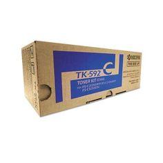 Kyocera TK592C Toner KYOTK592C