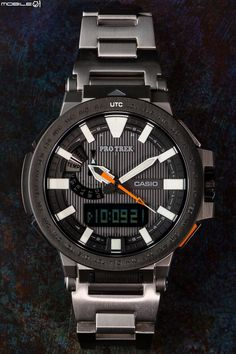 ProTrek PRX-8000T MANASLU Mountaineering Watch