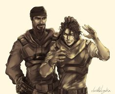 Overwatch - Jesse McCree x Gabriel Reyes - McReaper Overwatch Comic, Overwatch Reaper, Overwatch Fan Art, Overwatch Drawings, Video Game Anime, Video Games, Soldier 76, Best Games, Feelings