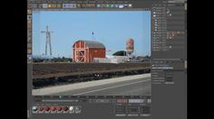 Match your 3D camera to virtually any image with the Camera Calibrator in CINEMA 4D R14. Simply draw lines or grids on top of the image, and the vanishing po...