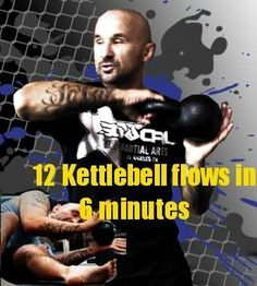joey alvarado flows with a kettlebell