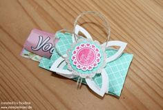 Swaps Stampin Up Goodie Verpackung Give Away Gift Idea 005
