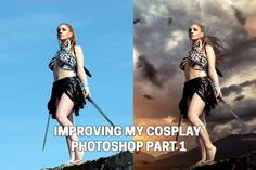 I have lived long in the game of Cosplay Photoshop, but have not mastered it yet. In this post, I challenge myself to a game... How well will I do?