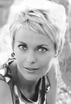 "Jean Seberg in ""Paint Your Wagon."""
