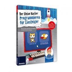 Franzis Buch Programmieren für Einsteiger Design3000, Shops, Frosted Flakes, Cereal, Coding, Box, Learn Computer Coding, Tents, Snare Drum