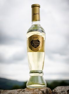 Opulently grapey and floral Muscat from Beaumes de Venise