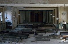 Theater - Pennhurst State School  © opacity.us